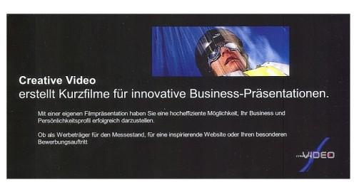 Businesspräsentation Film, Kurzfilm, Michael Wolf Fotodesigner