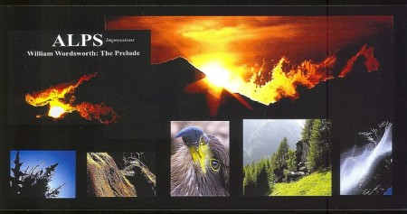 Alpen Fotografie, William Wordsworth Prelude, Musik DVD Natur