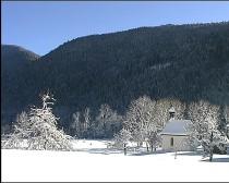Schneelandschaft, Impression Fotografie, Naturaufnahme